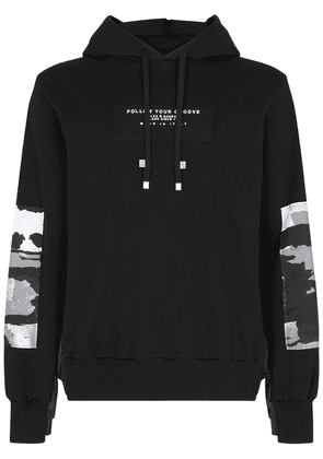 Dolce & Gabbana Follow Your Groove hoodie - Black