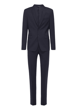 Washable Wool Suit