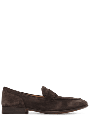 35mm All Suede Loafers