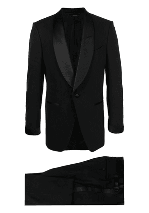 TOM FORD two-piece wool tuxedo - Black