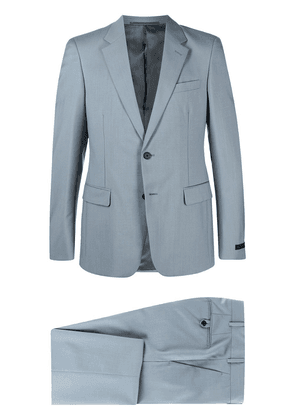 Prada single-breasted two-piece suit - Blue