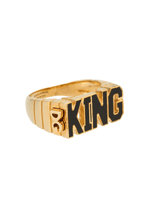Dolce & Gabbana King ring - Gold