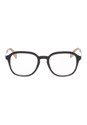 Burberry Black Acetate Glasses