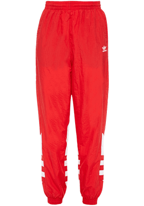 Adidas Originals Shell Track Pants Woman Red Size 28