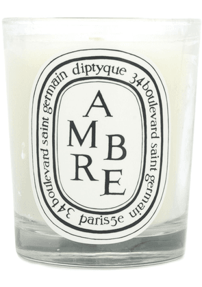 Diptyque Ambre 190 candle - White