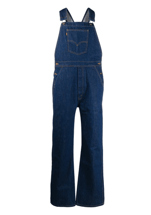 Levi's Vintage Clothing straight-leg overalls - Blue