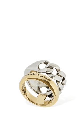 Stacked Chain Ring