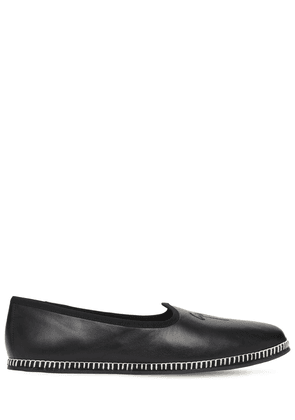 5mm Frescot Leather Loafers