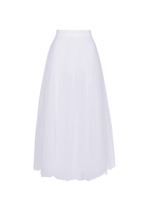 Exclusive to Mytheresa – Tulle maxi skirt
