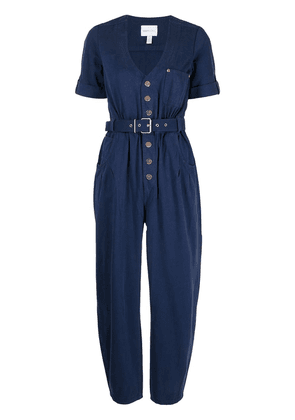 Alice McCall Bronte belted jumpsuit - Blue
