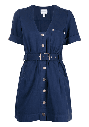 Alice McCall Bronte belted mini dress - Blue
