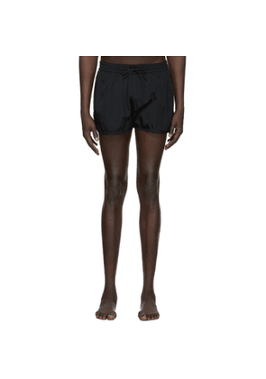 CDLP Black Core Swim Shorts