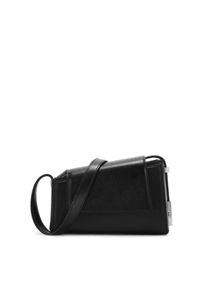 Osoi Mag Mini Black Leather Cross-body Bag