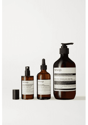Aesop - The Seasoned Wayfarer Kit - Colorless
