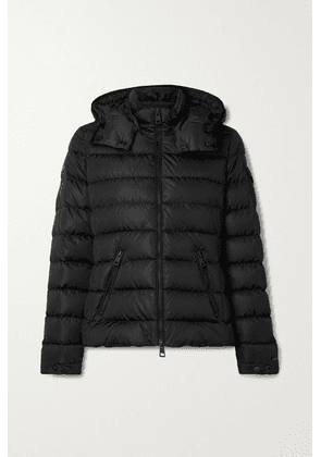 Moncler - Teremba Hooded Quilted Econyl Down Jacket - Black