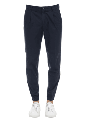 Stretch Light Cotton Sweatpants