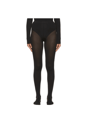 Wolford Black Mat Opaque 80 Tights