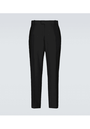 Tailored cotton pants