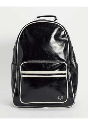 Fred Perry classic backpack in black