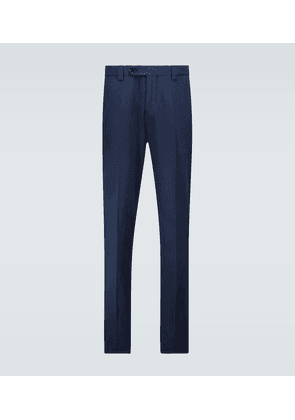 Leisure Fit gabardine cotton pants