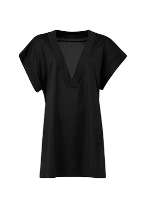 Renee Zephyr Oversized Cotton T-shirt