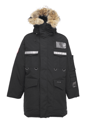 Resolute Down Parka W/ Fur