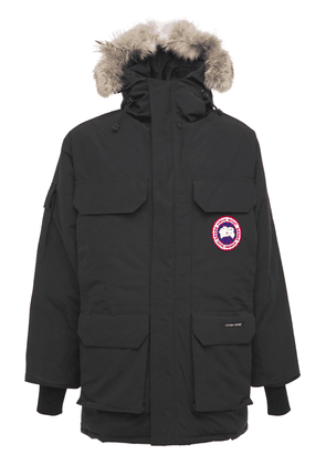 Expedition Down Parka W/ Fur Trim