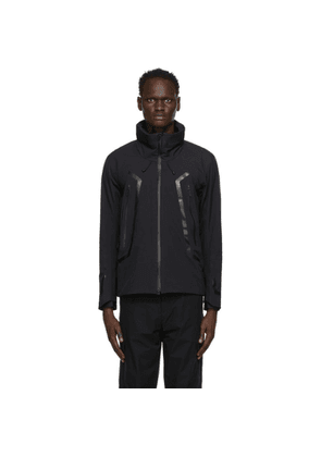 Descente Allterrain Black Streamline Airy Hardshell Jacket