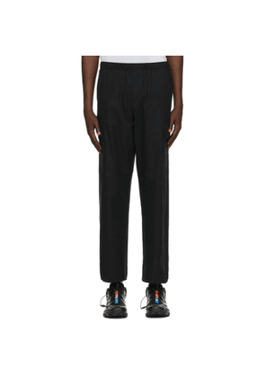 Descente Allterrain Black Stretch Cargo Pants