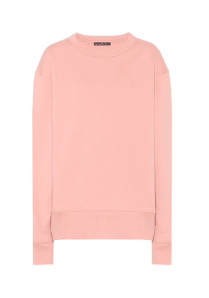 Fairview Face cotton sweatshirt