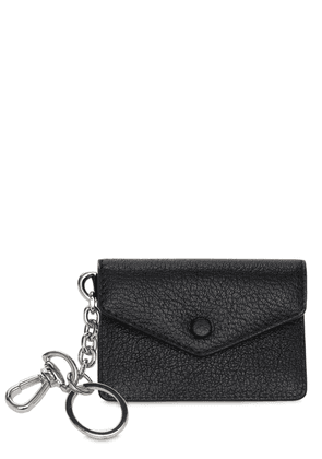 Leather Wallet W/ Key Ring