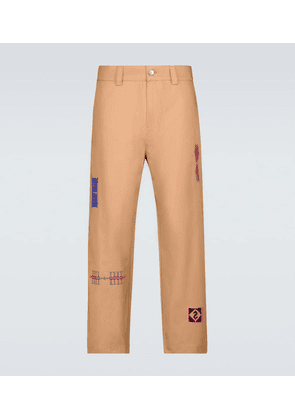 Makhlut cotton chino pants