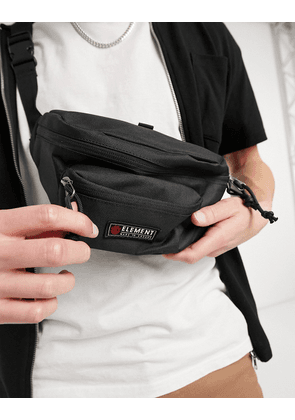Element Posse bum bag in black