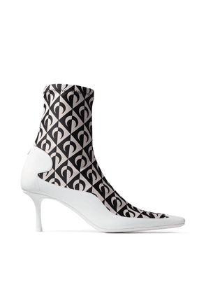 Jc X Ms Sock Ankle Boot