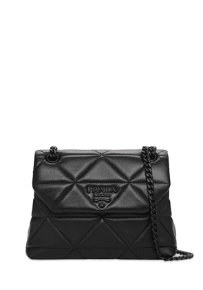 Small Spectrum Quilted Leather Bag