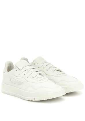 SC Premiere leather sneakers