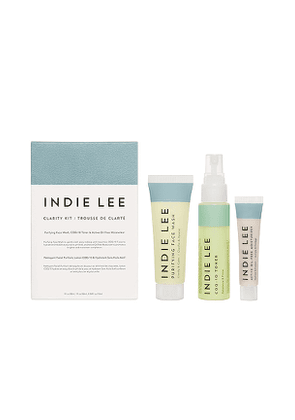 Indie Lee Clarity Kit in Beauty: NA.