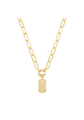 MeMe London Twinkle And Shine Necklace - Gold