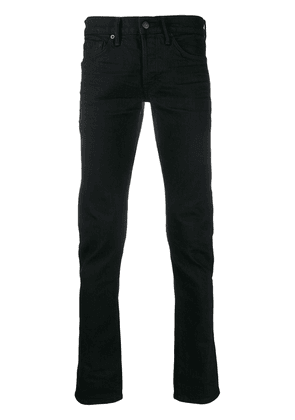 Tom Ford slim-fit tapered jeans - Black