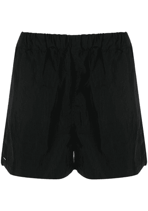 Hevo elasticated waist swim shorts - Black