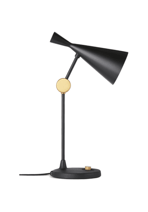 Tom Dixon Black Beat Table Lamp