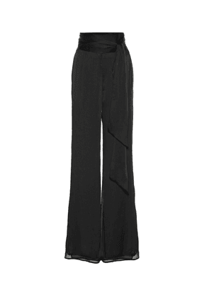 Corolle high-rise flared pants