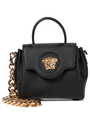 La Medusa Small leather tote