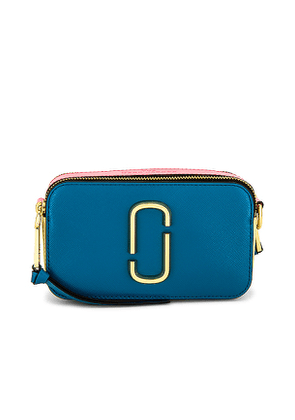 Marc Jacobs Snapshot Bag in Blue.