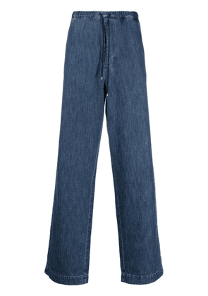 Valentino wide-leg jeans - Blue