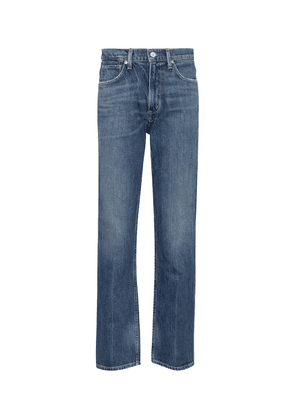 Daphne high-rise straight jeans