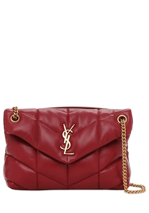 Sm Loulou Quilted Leather Shoulder Bag