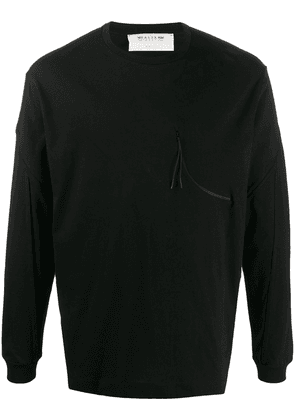 1017 ALYX 9SM relaxed-fit sweatshirt - Black