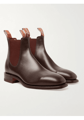 R.M.Williams - Craftsman Leather Chelsea Boots - Men - Brown