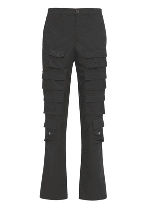 Multi Pocket Slim Cargo Pants